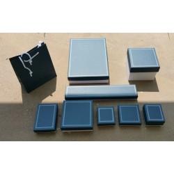 Serie eco nuova serie blu/bianca