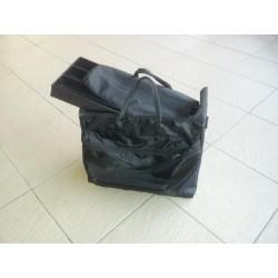 Borsa in tessuto per vassoi in plastica
